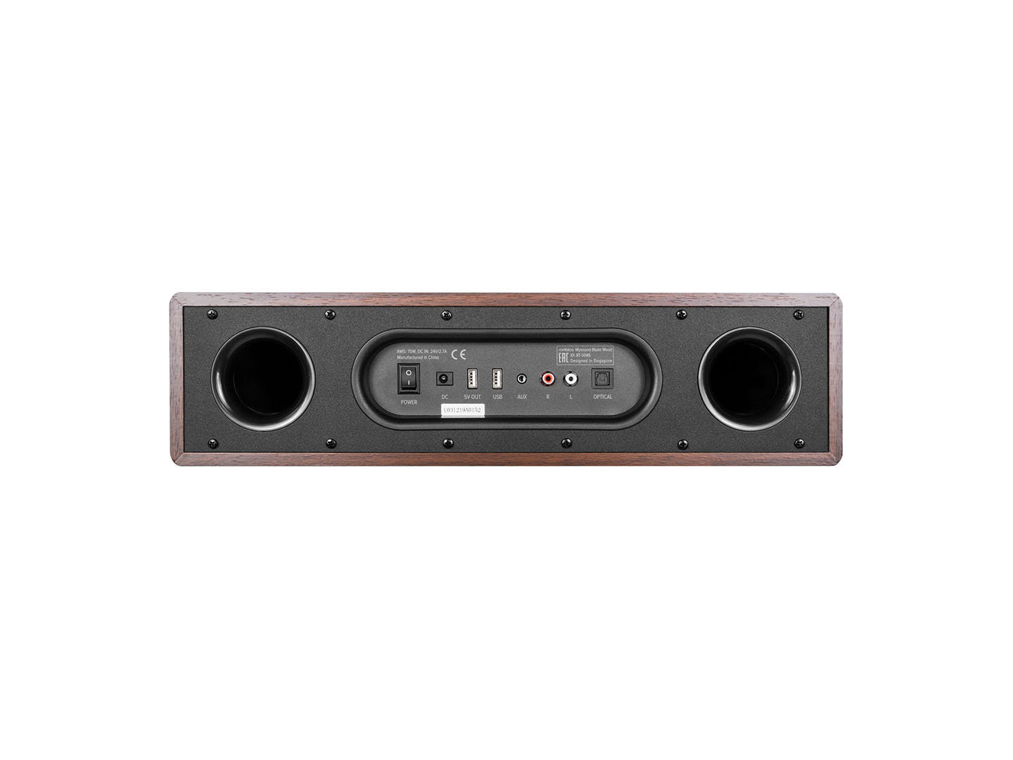 mysound Blues Wood -